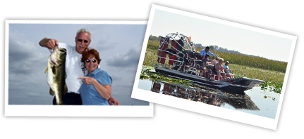 fish and airboat picture