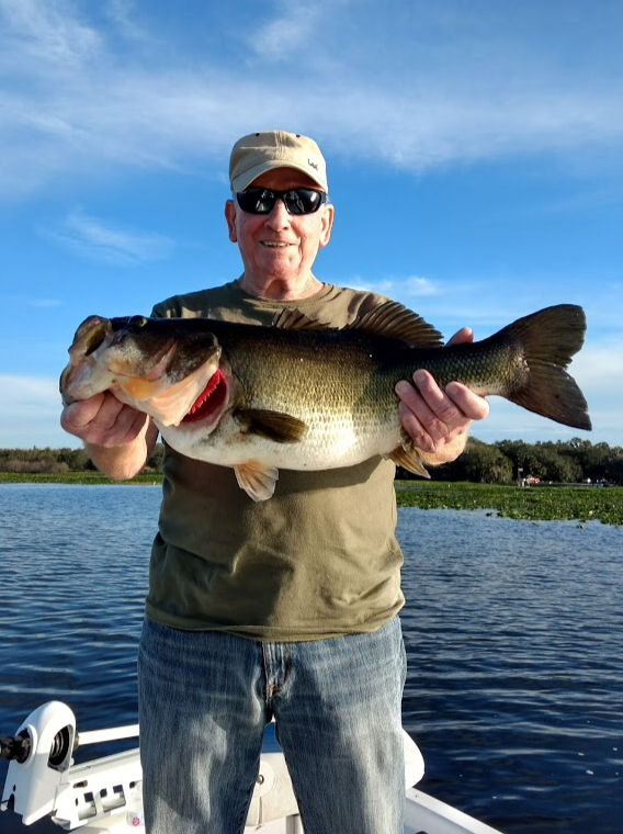 9.3 lbs!  Nice catch Mike!